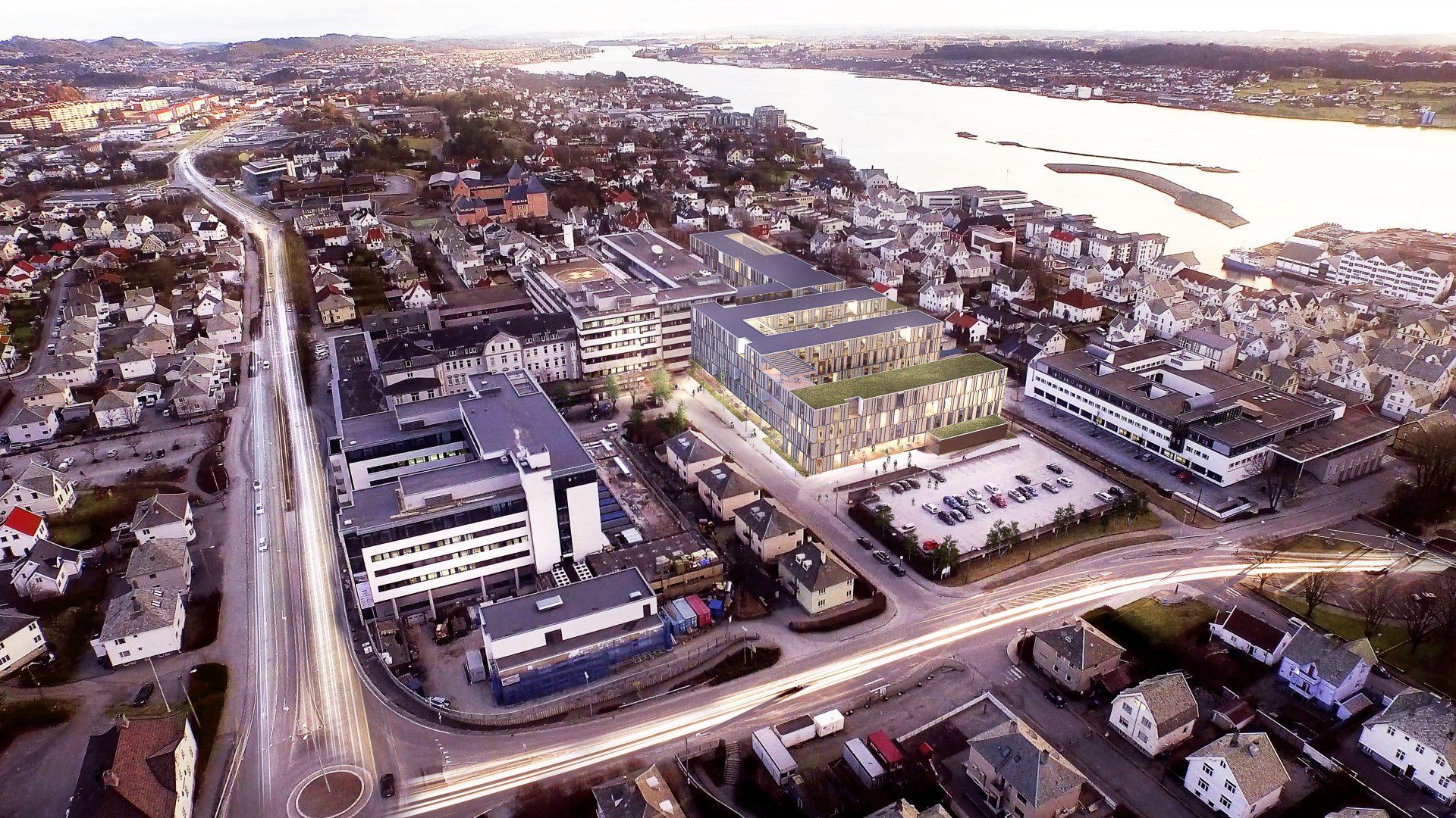 Forprosjekt Haugesund Sjukehus