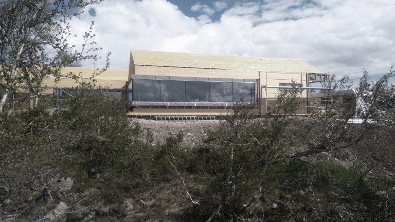 Byggestart i Haugastøl