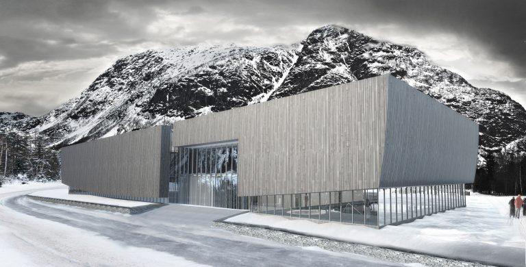 Røldal Idrettshall