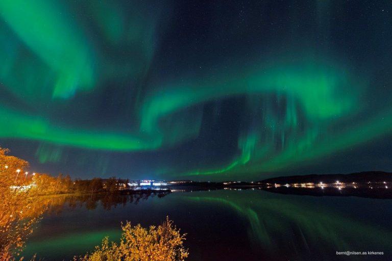 Vinterbilder fra Kirkenes